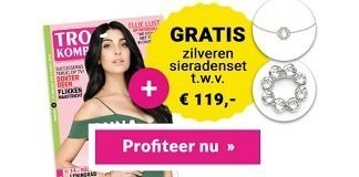 TrosKompas 6 maanden gratis + gratis armband