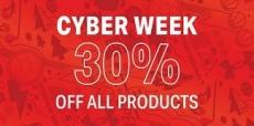 30% korting bij Under Armour tijdens Cyber Week