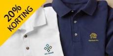 20% korting + gratis verzending voor nieuwe klanten van Vistaprint
