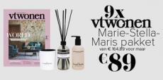 46% korting op vtwonen + gratis Marie Stella Maris pakket