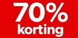 Tot 70% korting bij Wehkamp tijdens de SALE