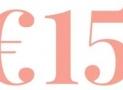 €15 welkomstkorting bij Wenz
