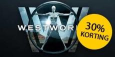 30% korting op Westworld kleding
