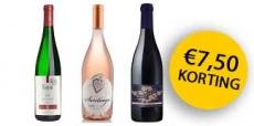 Ontvang €7,50 korting bij Wijnbroeders
