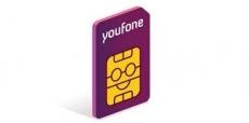 Tot 2 maanden gratis Youfone sim only