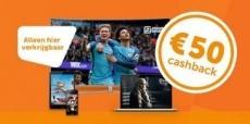Ziggo alles-in-1 voor €34,95 + €50 cashback