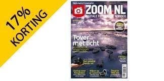 17% korting op ZOOM magazine